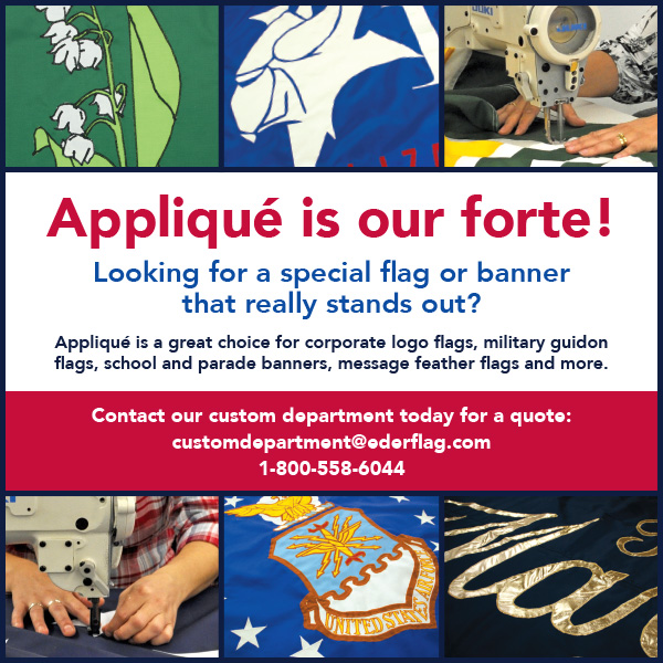 Applique Is Our Forte