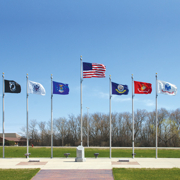 Flagpoles, Flags and Accessories